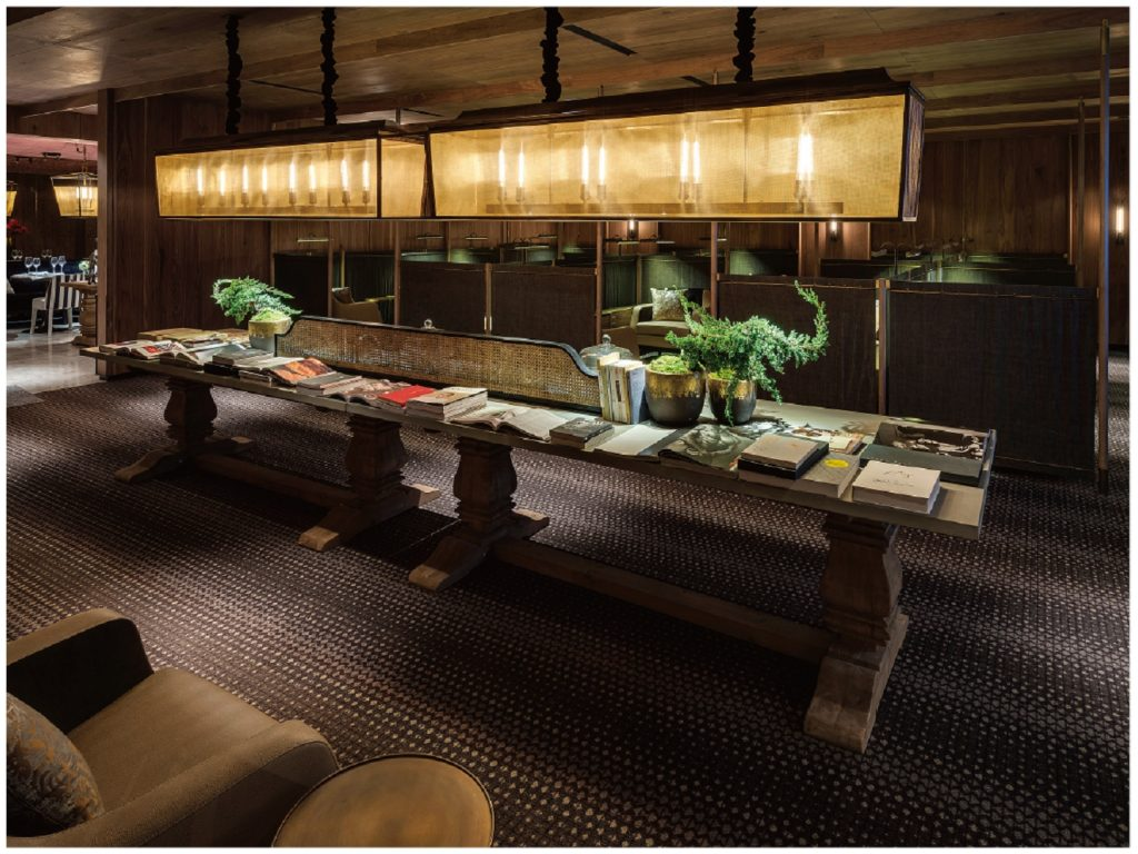 .China Airlines VIP Lounge
