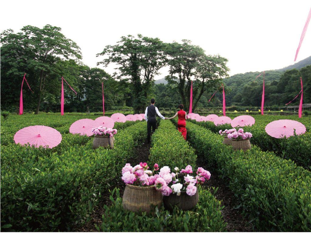 .杭州安縵法雲 東方牡丹婚禮