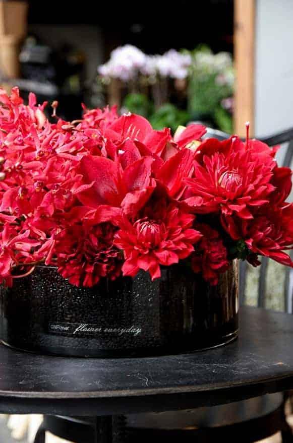 A02GLRR02瑞禧大紅盆花5000-2