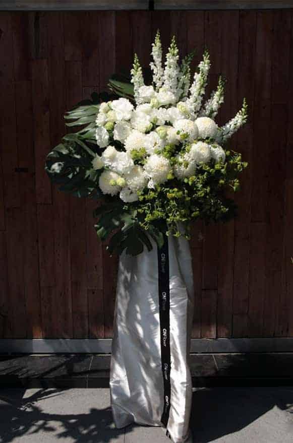 A06TTWW01高貴典雅白色牡丹菊高架3500 (4)