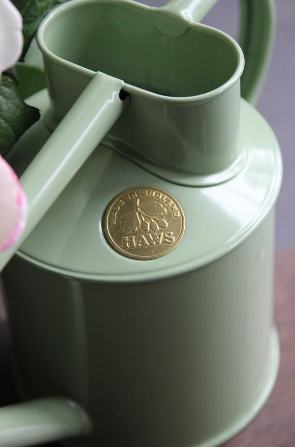 室內澆水壺1公升鼠尾草綠-1
