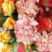A10HW1802豐收派對 小紅圓鮮花禮盒2600 (4)