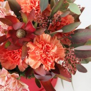 A10HW1802豐收派對 小紅圓鮮花禮盒2600 (5)