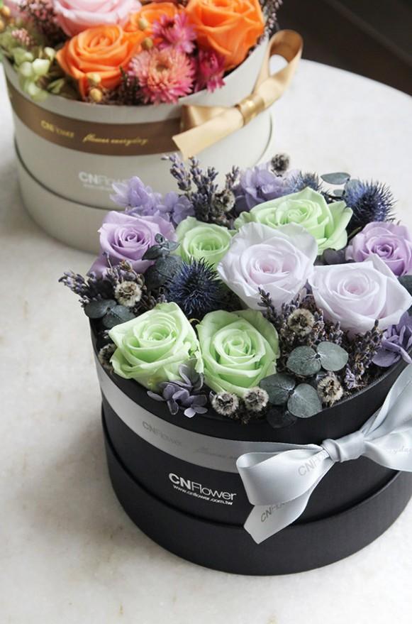 A12BXOP02紫暮 恆星蛋糕禮物花 3800-3