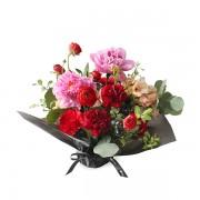A10MD1915【CNFlower x 珠寶盒法式點心坊 】甜蜜生活- 牡丹款 蛋糕花禮 4500-3