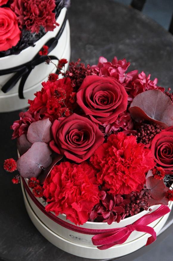 A12GLRR23馨心相印- 紅恆星蛋糕禮物花3800-4