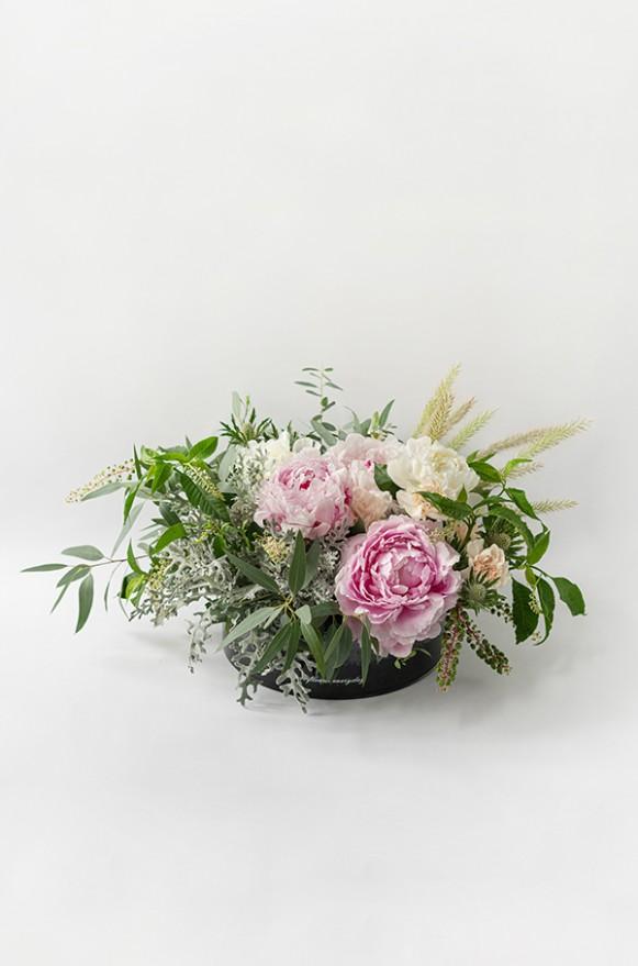 A02GLFF14PE_夏日派對 圓淺盤盆花_6000(1)