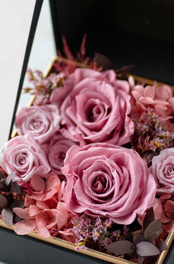 C0100190794珠寶盒花園- 情迷 恆星花(粉))3800-6