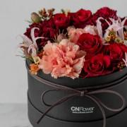 A0100191023_濃紅 鮮花禮盒_2600(1)-2