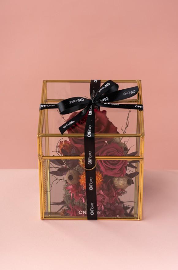 C0102191025_浪漫秋禮-金編花器(珠寶盒)_3000(1)