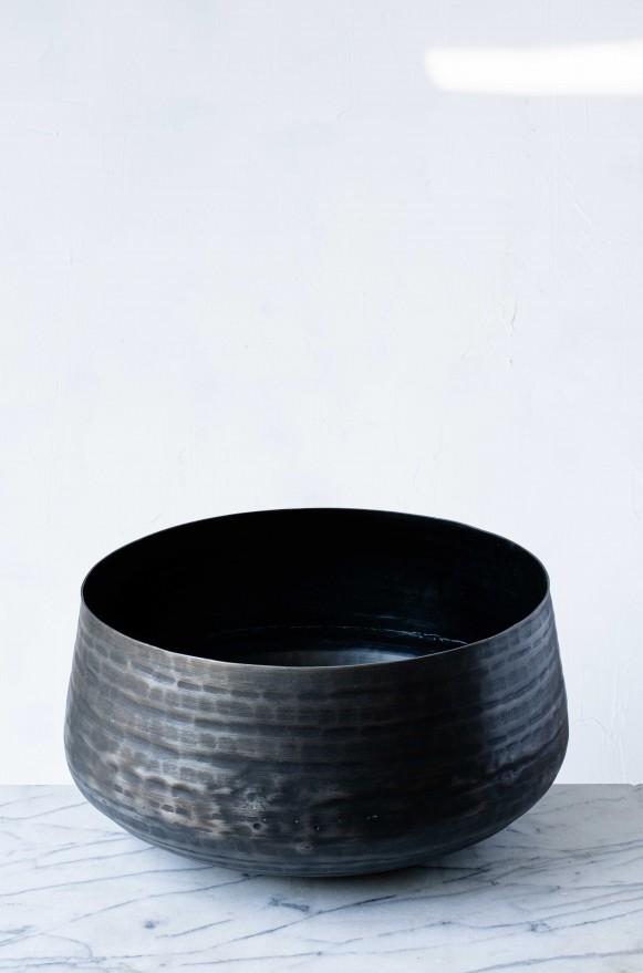 SCH-58516鋁製容器(鐵灰H21cm)_12000