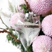 A03XM1701粉彩霜花-小黑方鮮花禮盒3200-2