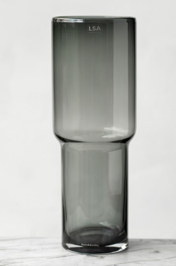 LSA-G155242970_雙層造型花器(半透黑H42)_4600 (4)