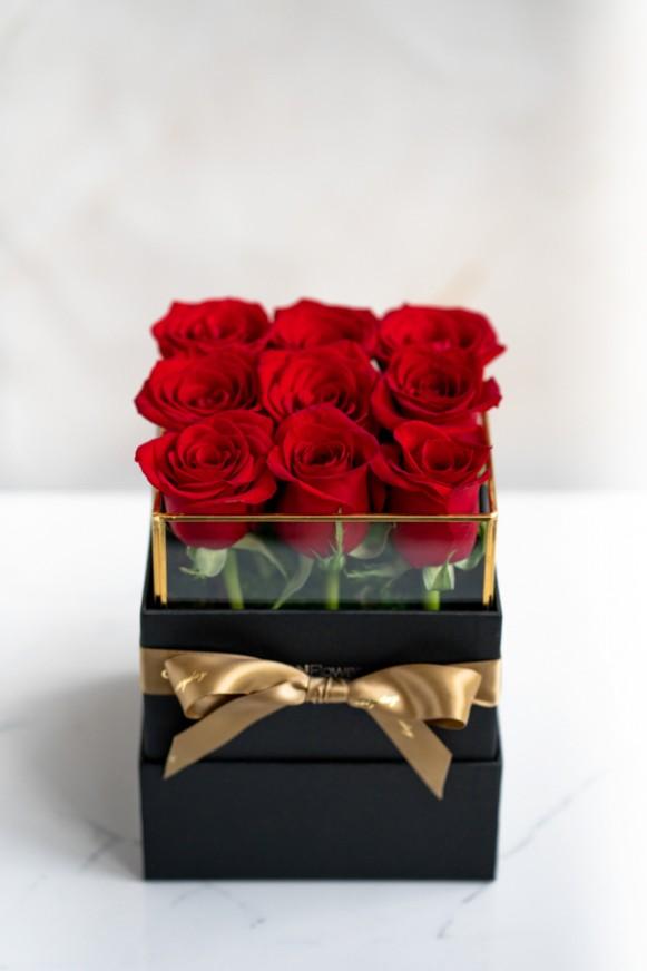 A0100200218_A0100200219_情深 鮮花禮盒(紅白)_3200 (1)
