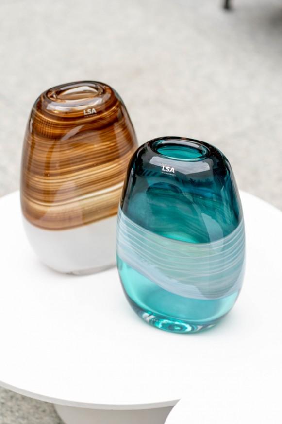 G134233176_半透明木紋玻璃花器_16600 (2)